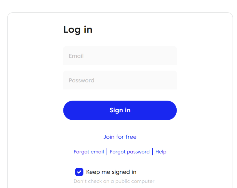 Match Account Login | roboticplanet.co