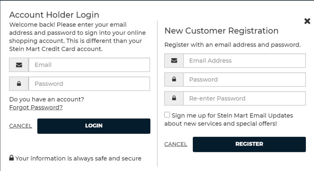 stein mart credit card account login | roboticplanet.co