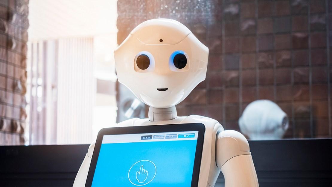 AI needs a body to develop a sense of self