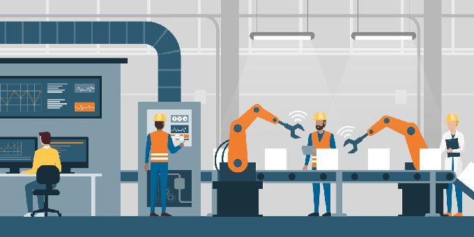 Digital Transformation and the Smart Factory
