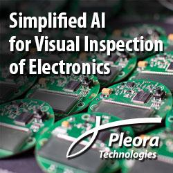 Pleora Technologies – Simplify Artificial Intelligence for  End-to-End Quality Inspection