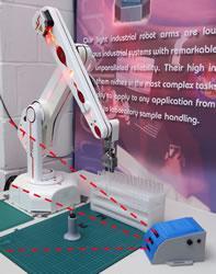 ST Robotics Develops the Workspace Sentry for Collaborative Robotics