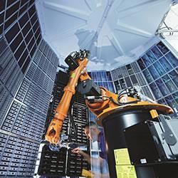 TUV Rheinland Robot Integrator Program