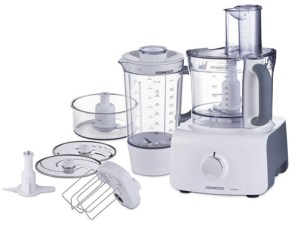 Kenwood Multipro Home Food Processor FDP603WH_1