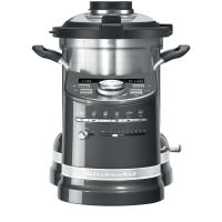 kitchenaid cook argento