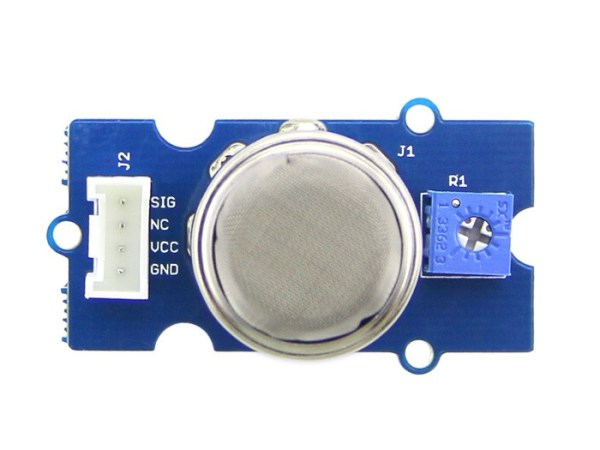 Grove   Gas Sensor MQ2  prev