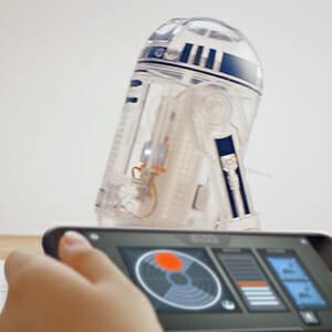 LittleBits Star Wars Droid drive mode