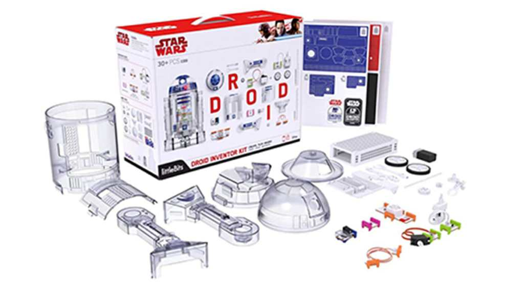 LittleBits Star Wars Droid includes