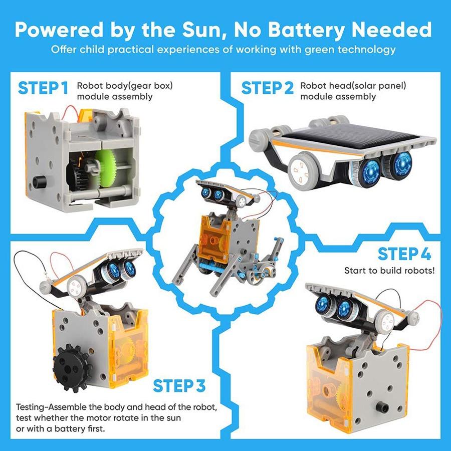 Sillbird STEM Solar Robot Toy _robotopicks 03