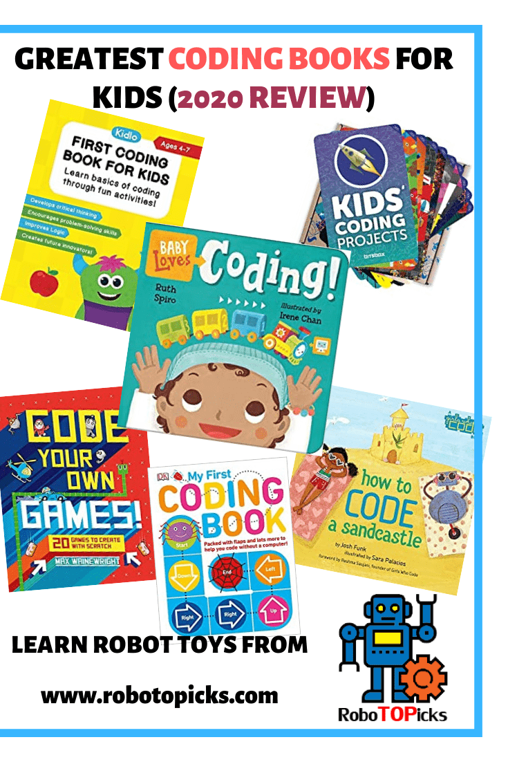 Greatest Coding Books for Kids