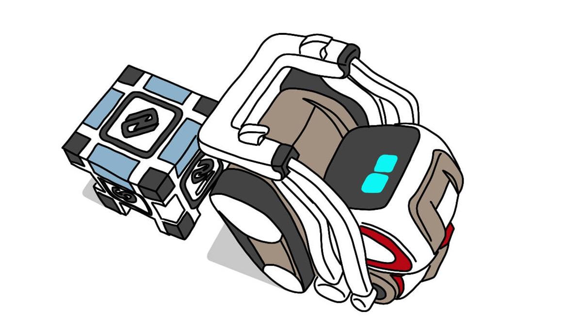 Cozmo shuts down_robotopicks