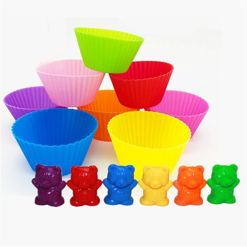 STEM Bears and Stacking Cups_robotopicks