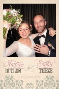 borne photo mariage Rennes