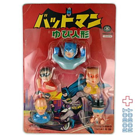 MASUDAYA バットマン ゆび人形