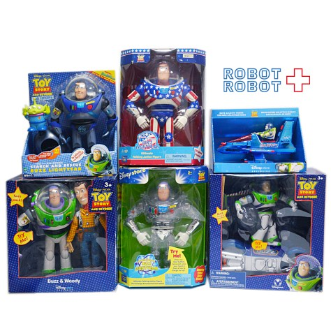 TOY STORY BUZZ LIGHTYEAR  GROUP