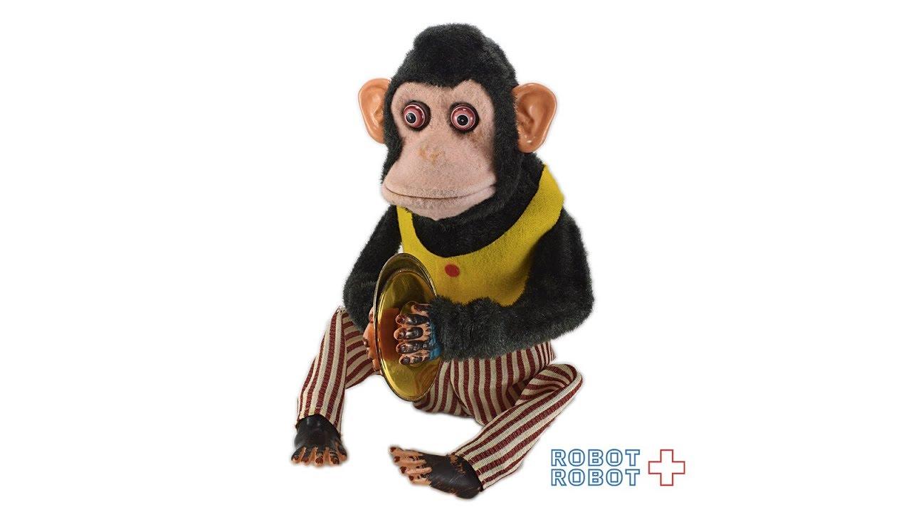 Toy Story 3 CYMBAL MONKEY トイストーリー3 シンバルモンキー 見張り猿 チンパンジー