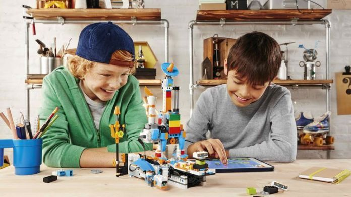 Image result for imagenes niños con legos