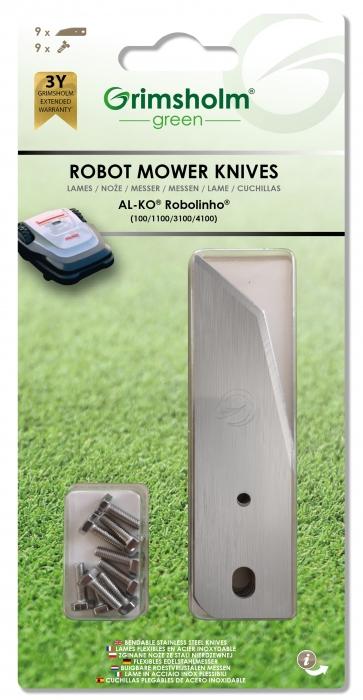 Knive AL-KO 100