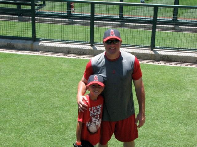 Angels Baseball Clinic – Rob Rohm Blog