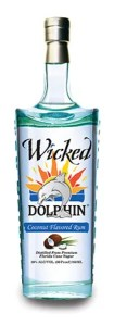 Wicked Dolphin Coconut - The newly released coconut rum from Wicked Dolphin Distillery of Cape Coral, Florida has already proven to be a big hit with consumers and bartenders.