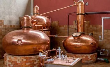 Graciosa is made at Agroecológica Marumbi distillery, in the town of Morretes, in the southern state of Paranà, Brazil.