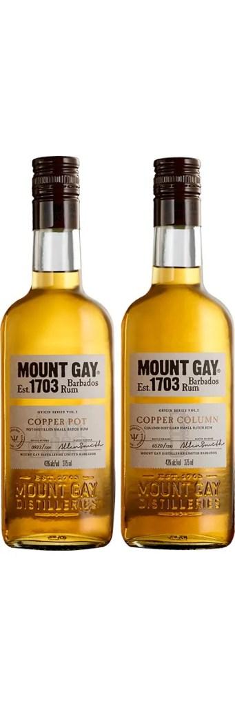 Mount Gay Origin Series Copper Stills Image