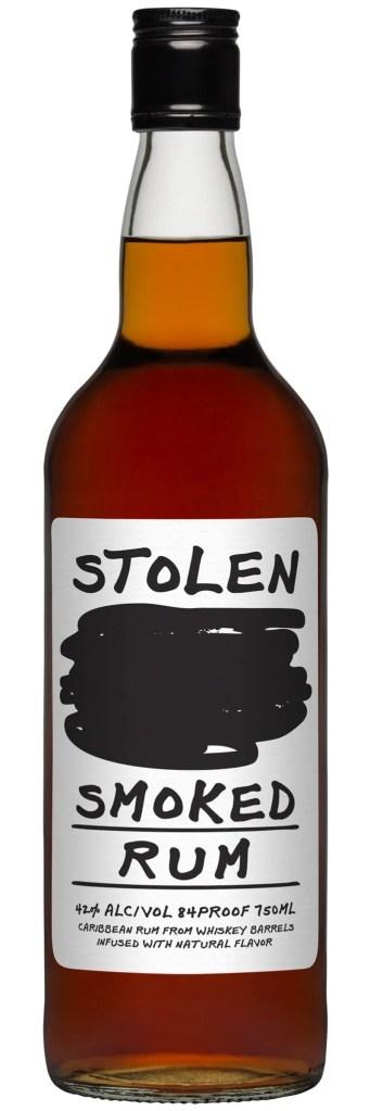 Stolen Smoked Rum Image