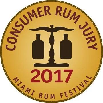 2017 Consumer Rum Jury Awards, RumXP Awards, Interntional Rum Expert Panel