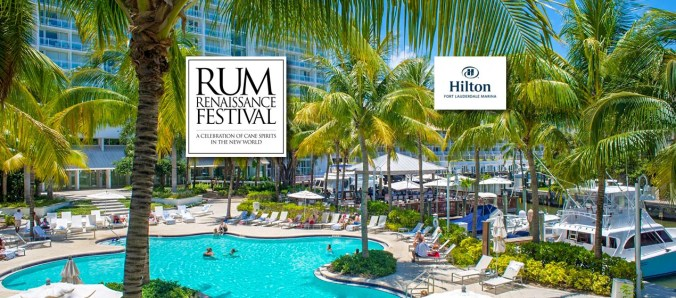 Hilton Ft. Lauderdale Marina Resort - 2018 Rum Renaissance Festival