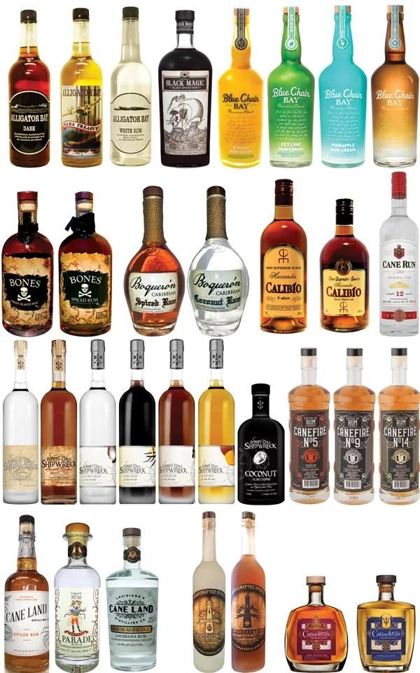 2018 Rum Renaissance Festival - rum brands