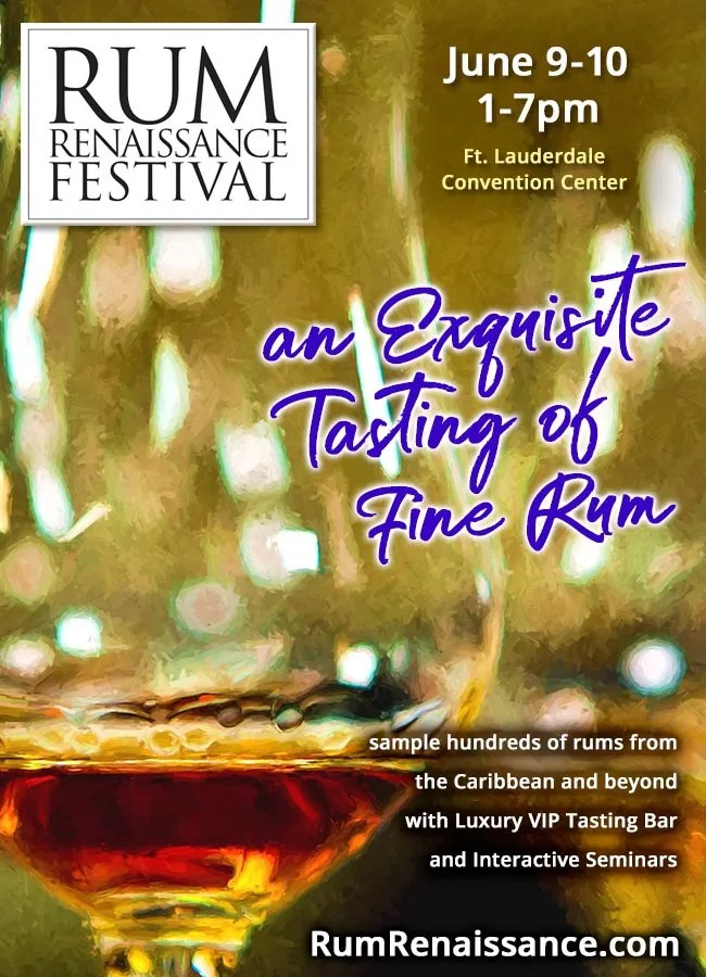 2018 Rum Renaissance Festival in Fort Lauderdale June 9-10, 2018