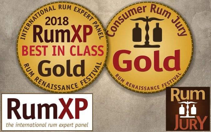 2018 RumXP Awards and Consumer Rum Jury Awards