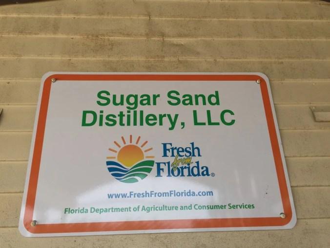 Sugar Sand Distillery