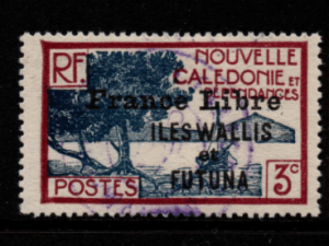 French Cols-Wallis and Futuna SG 97a fine used