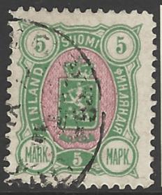 Finland SG 121
