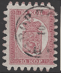 Finland SG 16