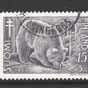 Finland SG 518-520
