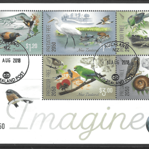 New Issue-New Zealand Stamps