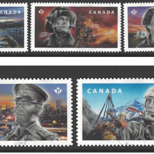 New Issue- Canada Stamps