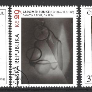 Czech Republic SG 782-84