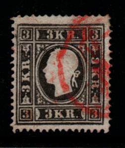 Austria SG 23a, Fine Used,