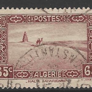Algeria SG 119