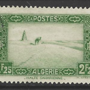 Algeria SG 132