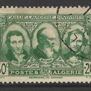Algeria SG 155