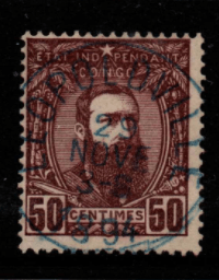 Belgian Congo SG 10