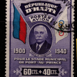 Haiti SG 337