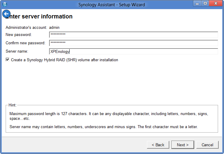 Install and test Synology DSM in a virtual machine | Rob van