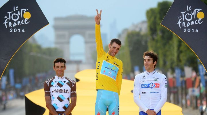 Tour de France 2014: Le Roi Vincenzo Nibali