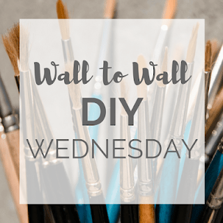 Wall to Wall DIY Wednesday -Robyn's Southern Nest