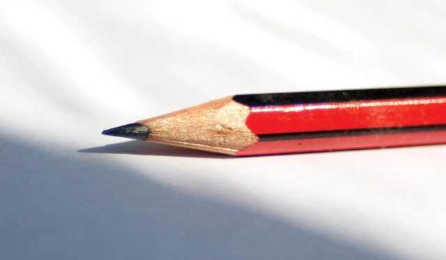 pencil | robzlog.co.uk @robertz